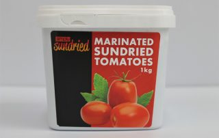 Marinated Sun-dried Tomatoes