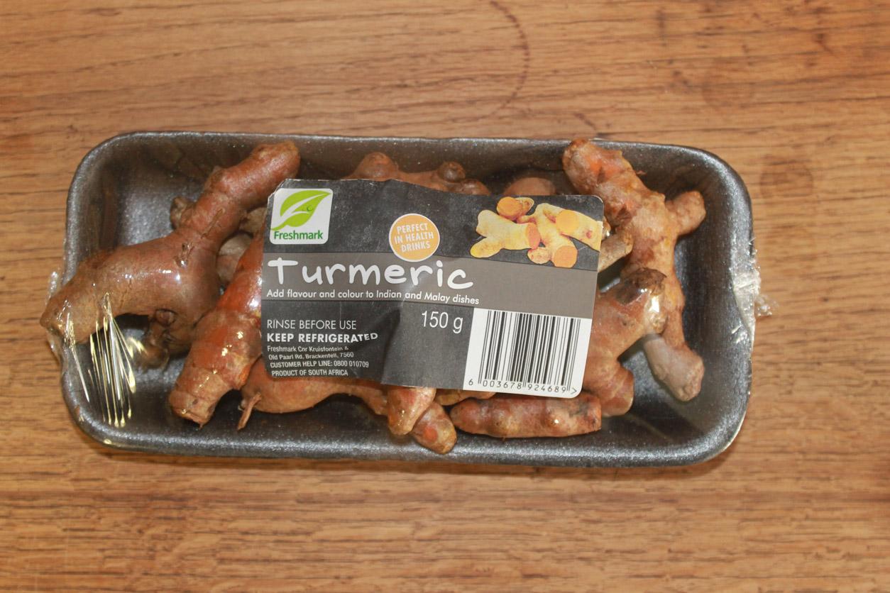 Fresh Tumeric